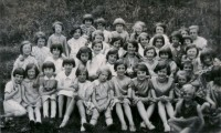 1930 St Annes Country Dancer (Miss Roddy)001
