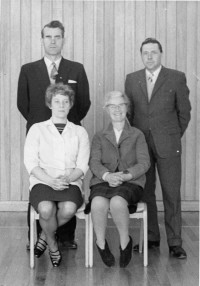 1967 Dany Ryan John Lee Barbara Roch Adila Roddy