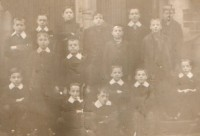 Keighley - St Annes School 1908