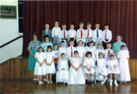 1990's First Communion 01