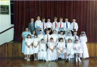 1990's First Communion 02